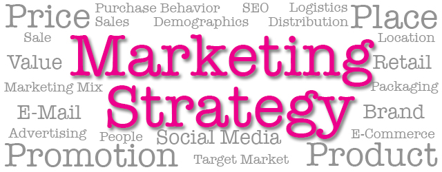 Marketing Strategy - Pink Fish Marketing